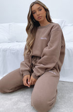 Love Me Right Sweatpants Mocha