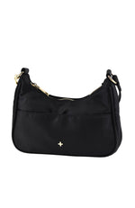 Tal Mini Shoulder Bag Black Nylon