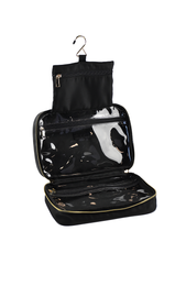 Quinn Travel Bag Black Nylon