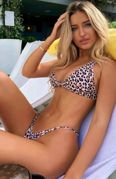 Thira Bottoms Leopard