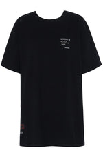 PROGRAM Oversized Tee Black