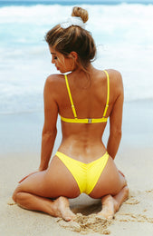 Ibiza Bottoms Yellow
