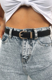 Kendrick Belt Black