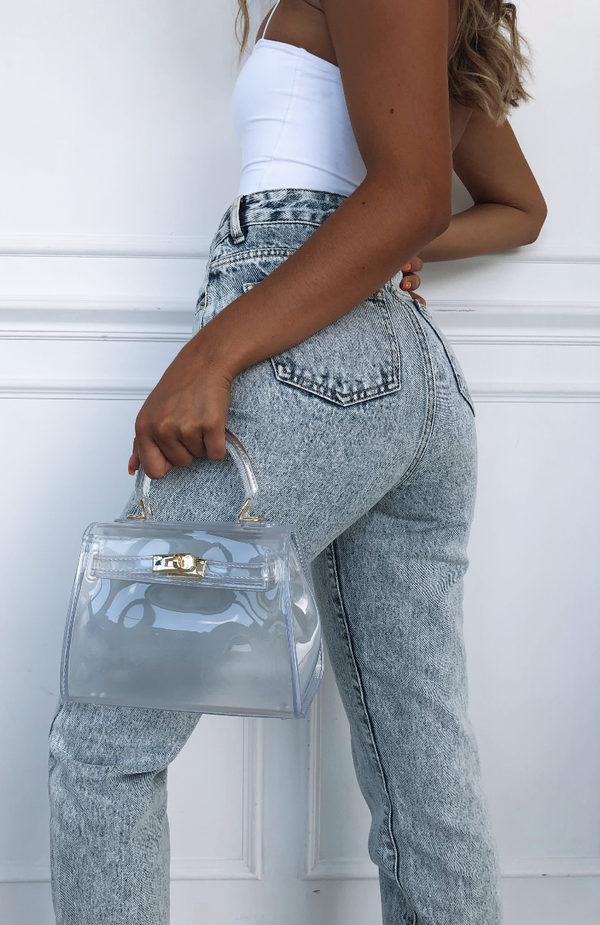 Hailee Bag Clear