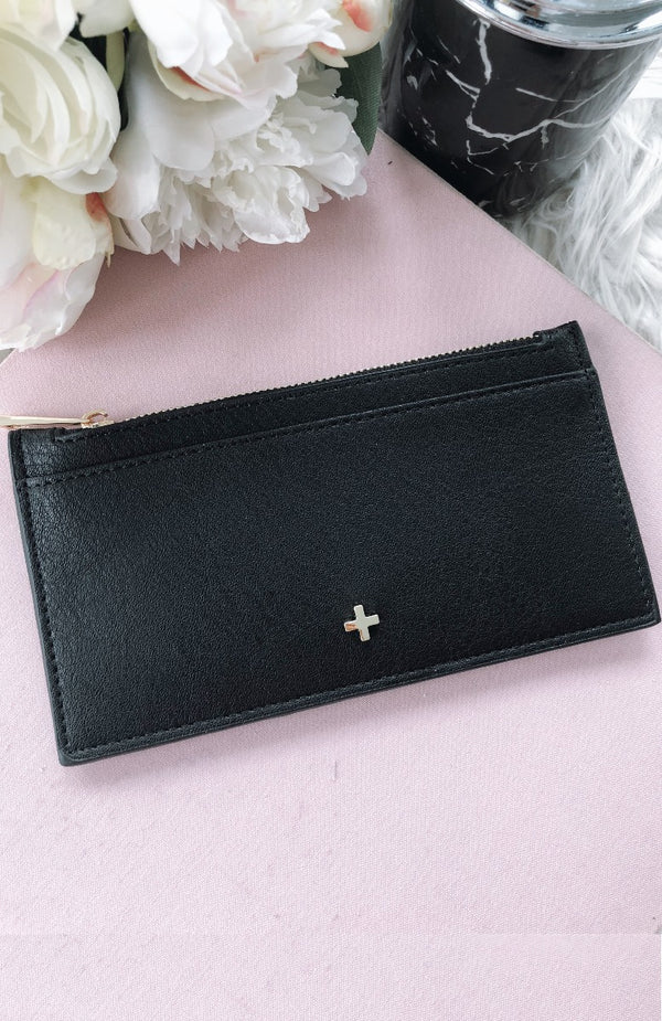 Marley Slim Wallet Black