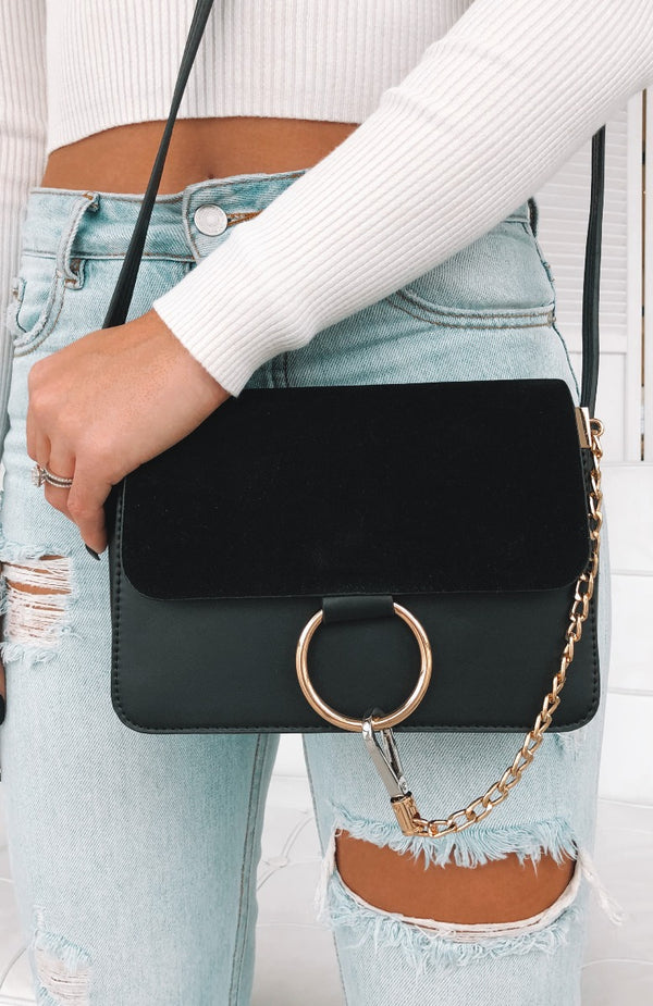 Arielle Crossbody Bag Black