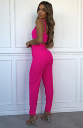 Struttin' Pants Hot Pink
