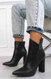 Mabelle Boots Black