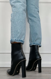 Mischief Studded Boots