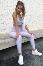 Hailey Leggings Lilac