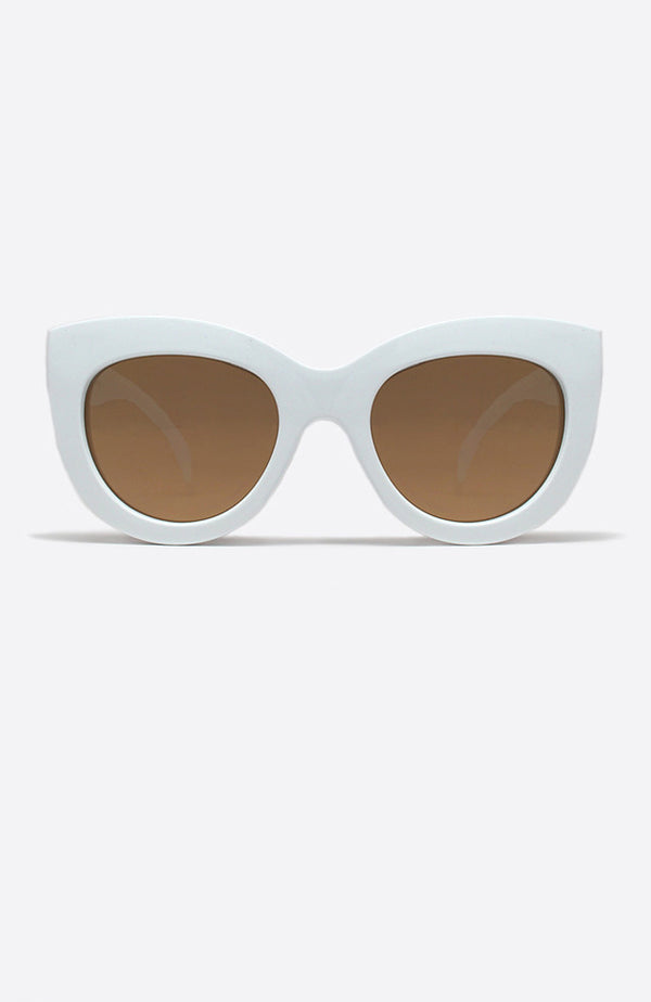 Jinx Sunglasses White