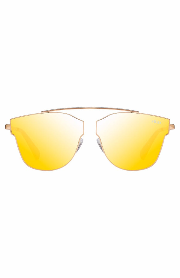 Verzy Sunglasses Gold