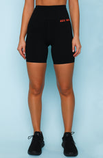 Own It Bike Shorts Black