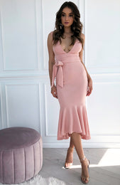 Next Generation Midi Dress Blush