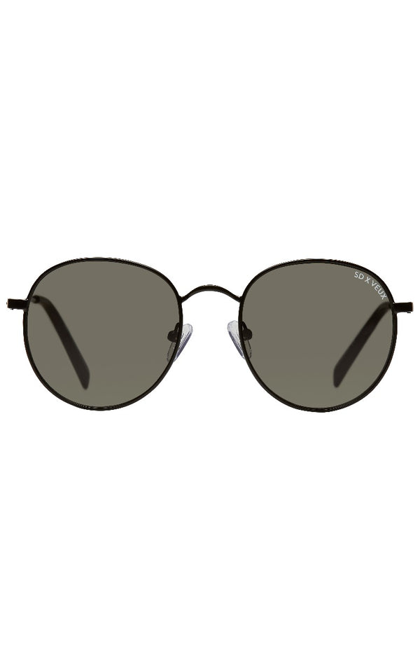Summer Gypsy Sunglasses Matte Black