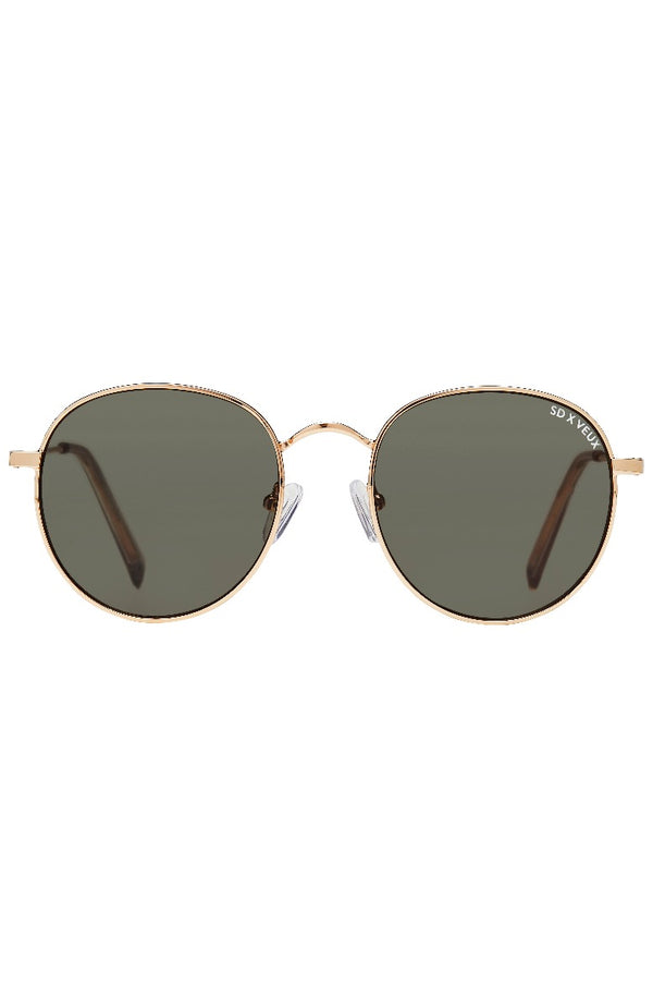 Summer Gypsy Sunglasses Gold