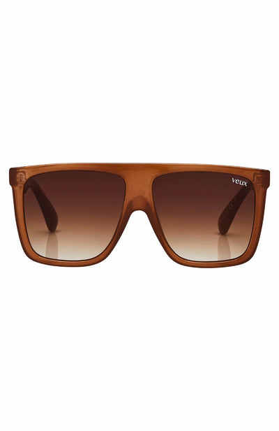 Saint Denis Sunglasses Coffee