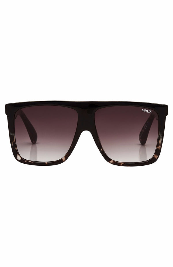 Saint Denis Sunglasses Black/Tort Ombre