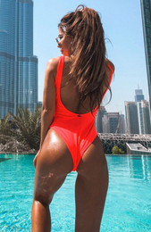 St Tropez One Piece Coral