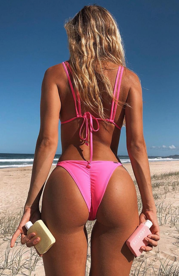 Thira Bottoms Neon Pink
