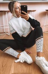 Confident Kicks Sneakers White