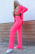 Revive Buckle Pants Watermelon