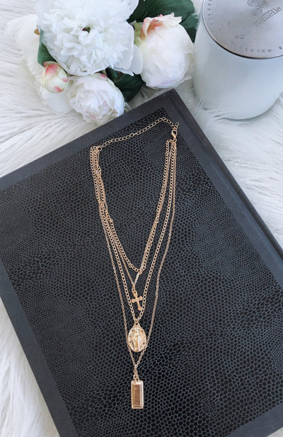 Well Made Necklace Gold