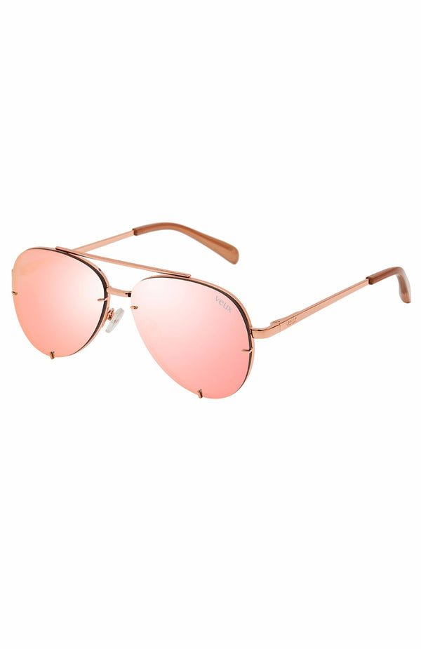 Tigy Sunglasses Rose Gold