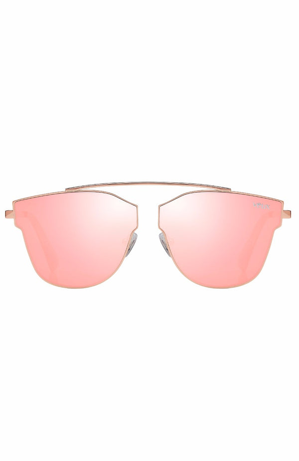 Verzy Sunglasses Rose Gold