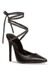 Direct Reflective Heels Black