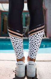 Sweet and Sassy Leggings Black