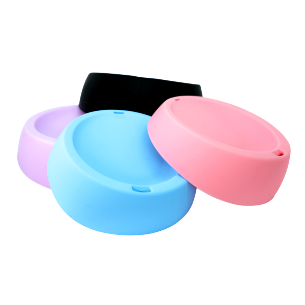 Silicone Lid - Mix & Match with 350ml Reusable Glass Keep Cup