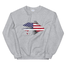 Load image into Gallery viewer, Stars & Stripes Muddler Sweatshirt