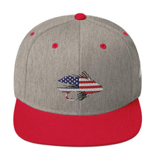 Load image into Gallery viewer, Stars & Stripes Muddler Snapback Hat