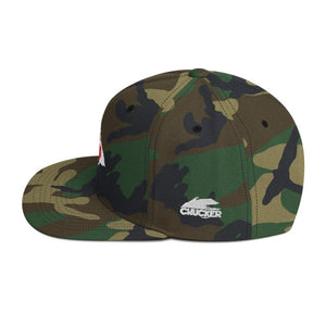 Maple Muddler Snapback Hat
