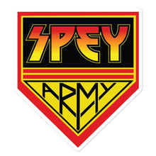 Load image into Gallery viewer, Spey Army stickers