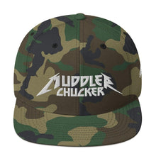 Load image into Gallery viewer, Metal Muddler Snapback Hat