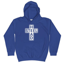 Load image into Gallery viewer, Kids Holy Steelhead Hoodie