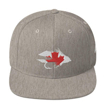 Load image into Gallery viewer, Maple Muddler Snapback Hat