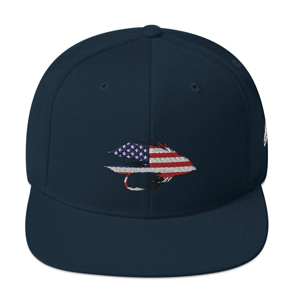 Stars & Stripes Muddler Snapback Hat