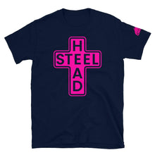 Load image into Gallery viewer, Pink Holy Steelhead T-Shirt