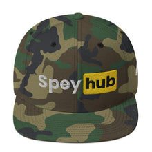 Load image into Gallery viewer, Spey hub Snapback Hat