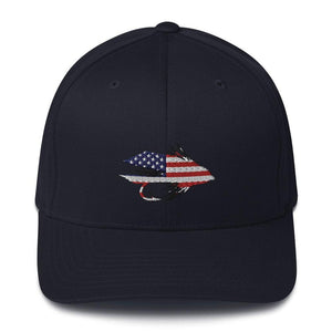 Stars & Stripes Muddler Flexfit Hat