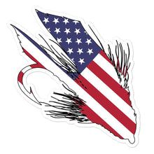 Load image into Gallery viewer, Stars & Stripes Muddler sticker