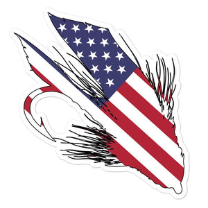 Stars & Stripes Muddler sticker
