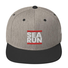 Load image into Gallery viewer, SEA RUN Snapback Hat