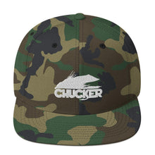 Load image into Gallery viewer, Chucker Fly Snapback Hat