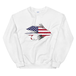 Stars & Stripes Muddler Sweatshirt