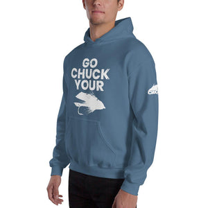 Go Chuck Your Hoodie
