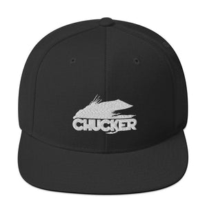 Chucker Fly Snapback Hat